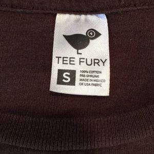tee fury Tops - Harry Potter Graphic Tee